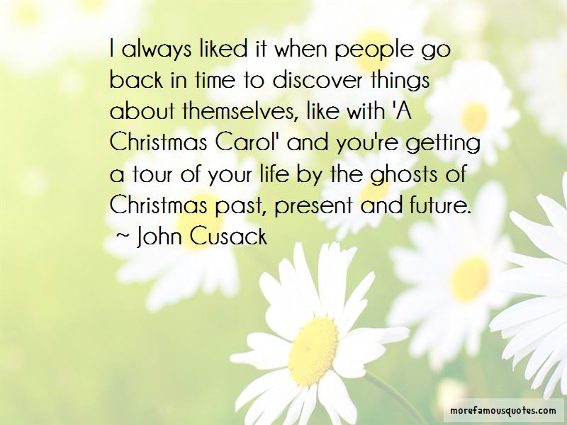 Christmas Past Present Future Quotes Top 4 Quotes About Christmas Past Present Future From Famous Authors