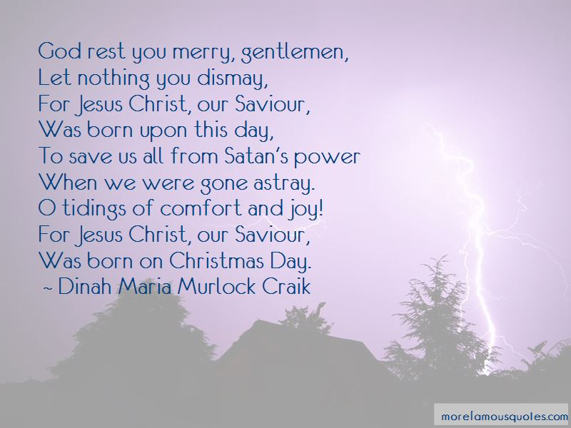 Christmas Tidings Quotes