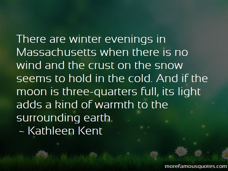 Cold Winter Snow Quotes Pictures 2