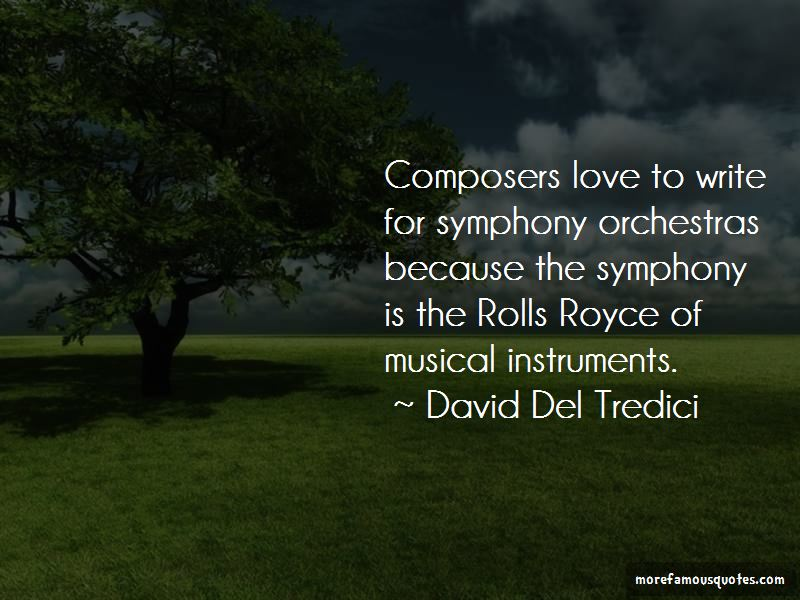 Composers Love Quotes