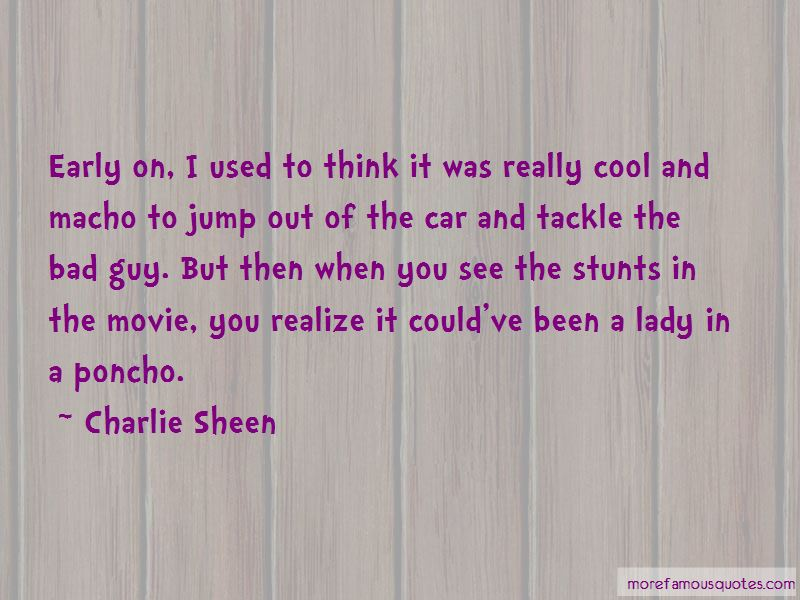 Cool Bad Guy Quotes Top 7 Quotes About Cool Bad Guy From Famous Authors
