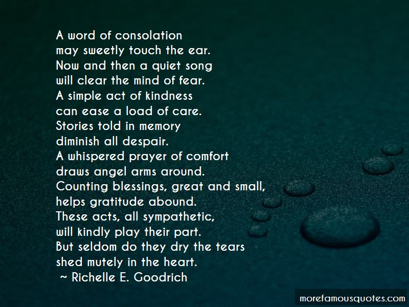 Counting Blessings Quotes