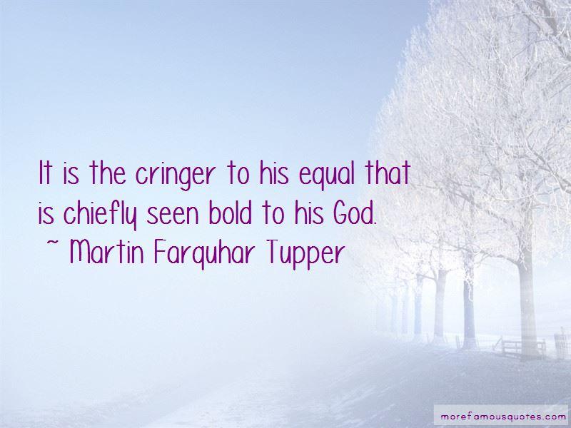 Cringer Quotes