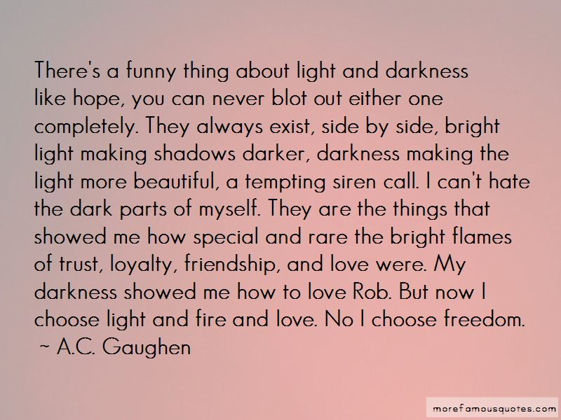 Dark And Light Funny Quotes Pictures 2