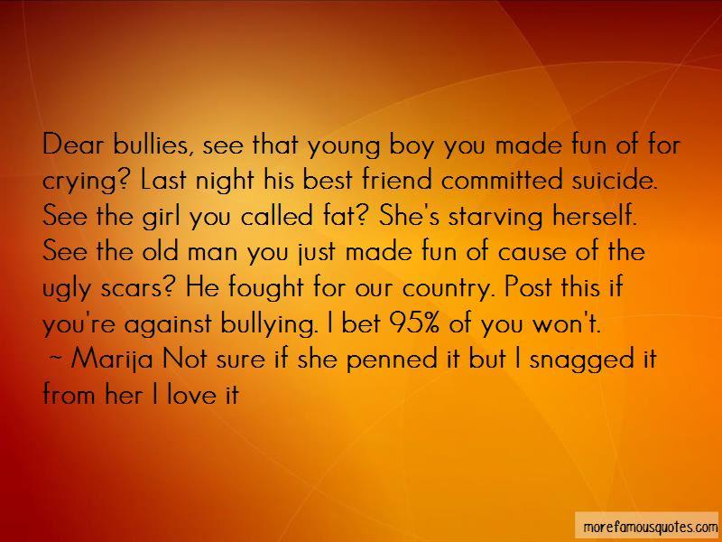 Dear Boy Best Friend Quotes: top 1 quotes about Dear Boy ...