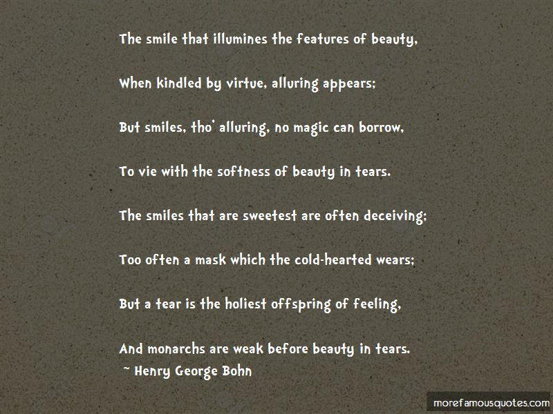 Deceiving Smile Quotes