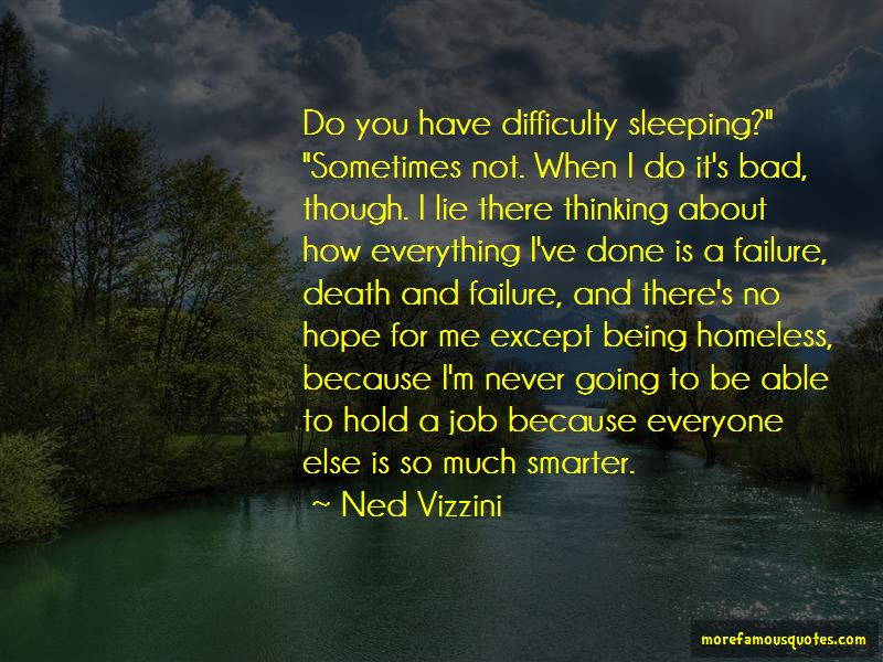Difficulty Sleeping Quotes Pictures 2