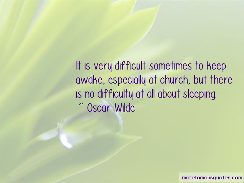 Difficulty Sleeping Quotes Pictures 4