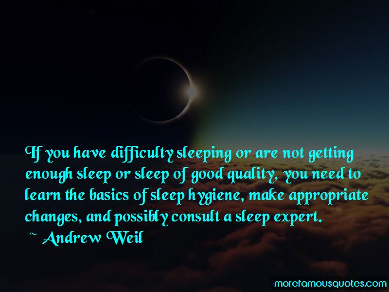 Difficulty Sleeping Quotes