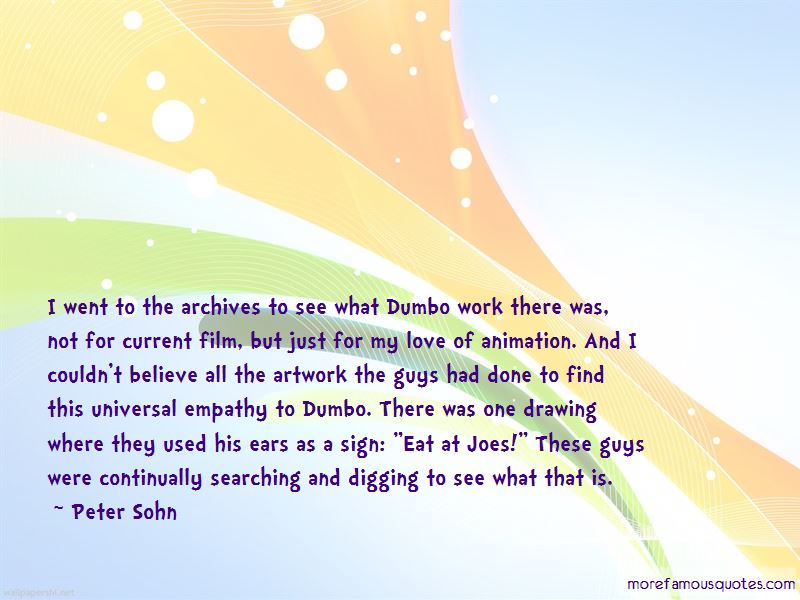 Dumbo Love Quotes Top 60 Quotes About Dumbo Love From Famous Authors Classy Dumbo Quotes