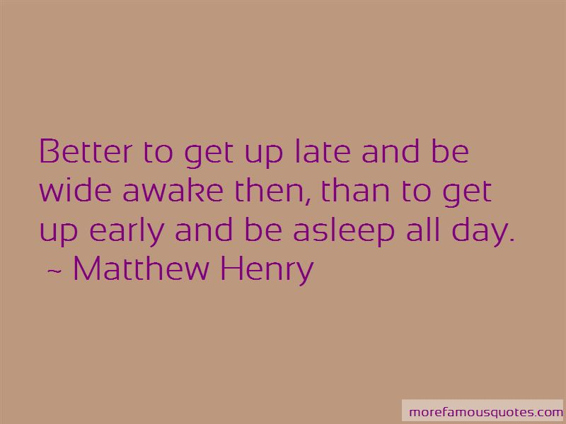 Early Awake Quotes Pictures 2