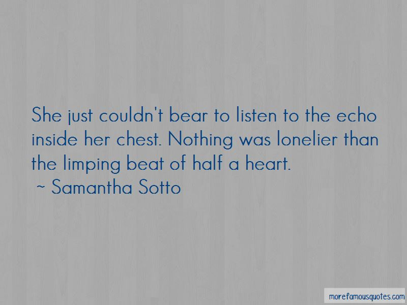Echo Inside Quotes Pictures 2