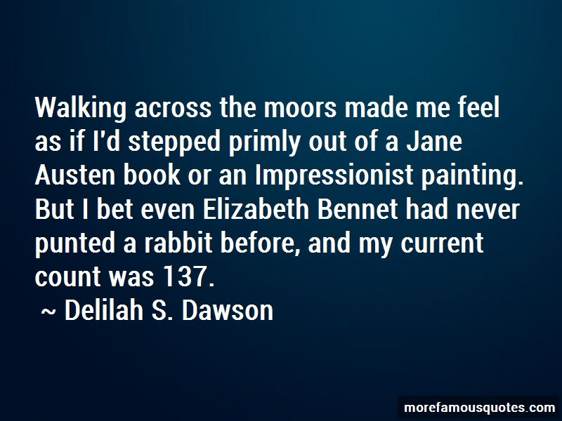 Elizabeth And Jane Bennet Quotes