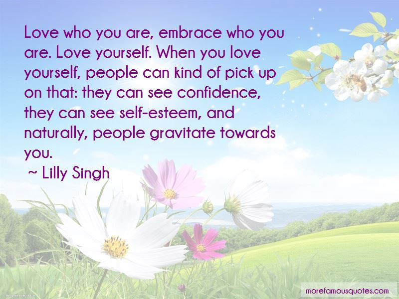 Embrace Self Love Quotes Pictures 3