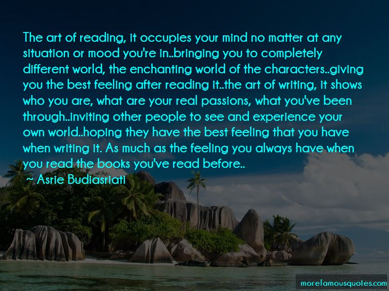 Enchanting World Quotes Pictures 2