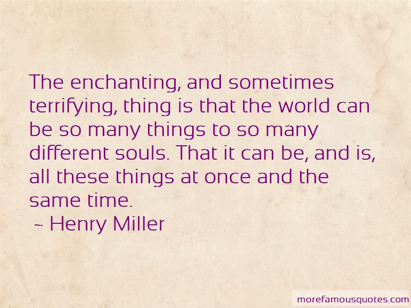 Enchanting World Quotes Pictures 4