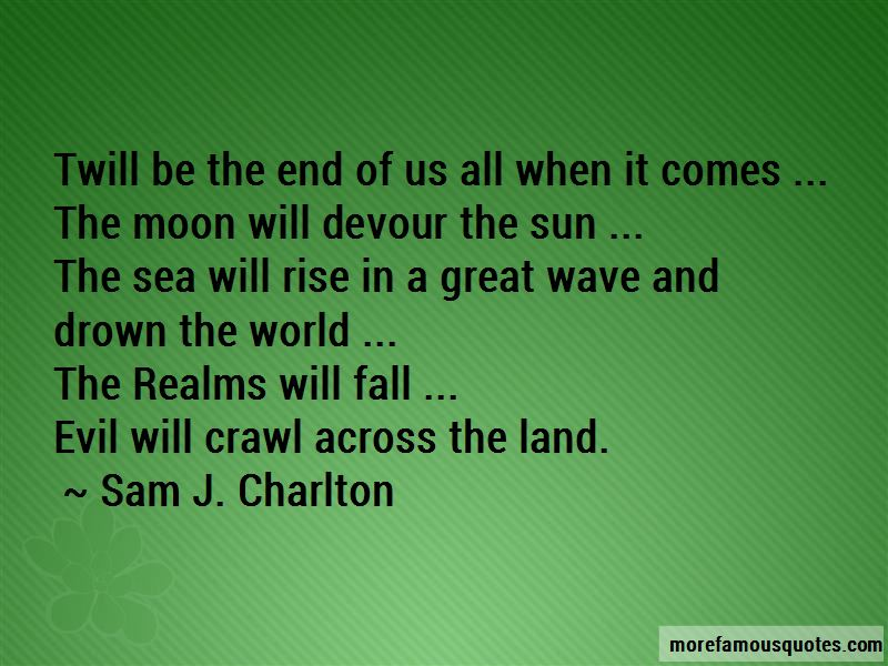 End Of Us Quotes Pictures 2