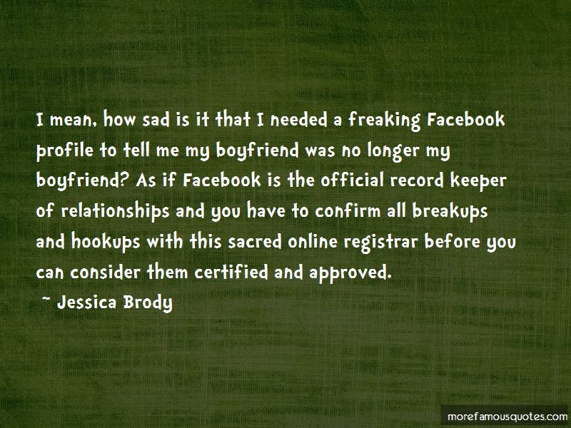 Facebook Official Quotes: top 2 quotes about Facebook Official from