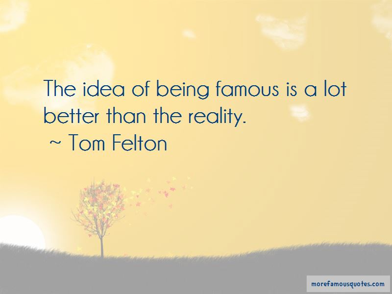 Famous Reality Tv Quotes