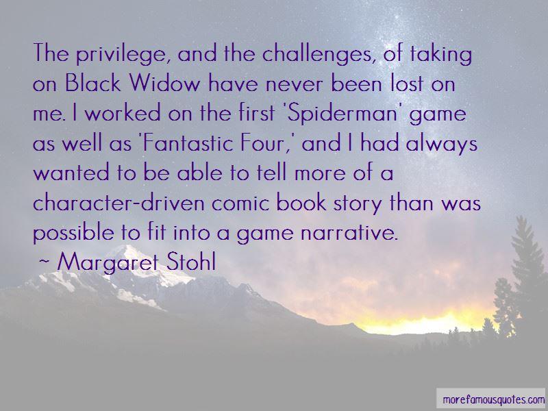 Fantastic Four Comic Book Quotes