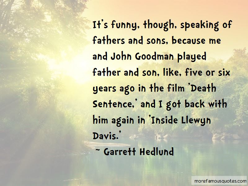 Father And Sons Funny Quotes