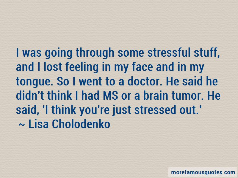 Feeling So Stressed Quotes Pictures 3