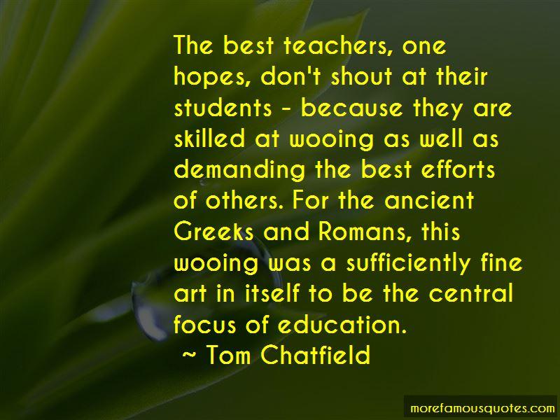 Fine Art Education Quotes