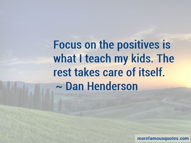 Focus On Positives Quotes Pictures 3
