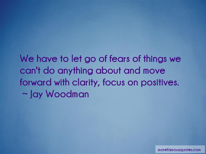 Focus On Positives Quotes