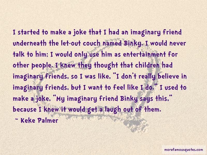 Friends That Make U Laugh Quotes