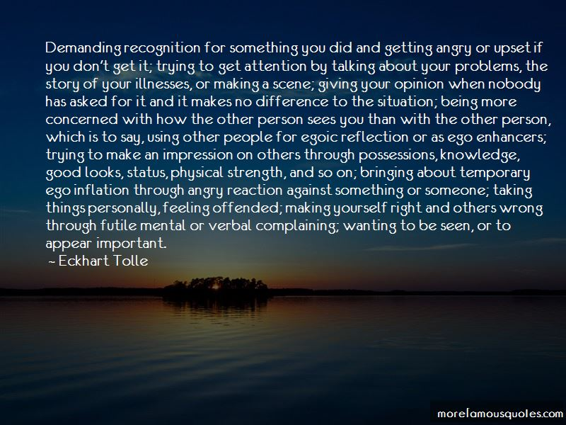 Getting The Wrong Impression Quotes Pictures 2