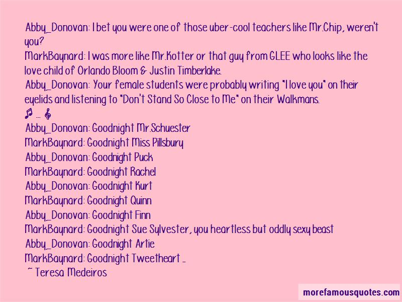 glee quinn and puck quotes top quotes about glee quinn and puck