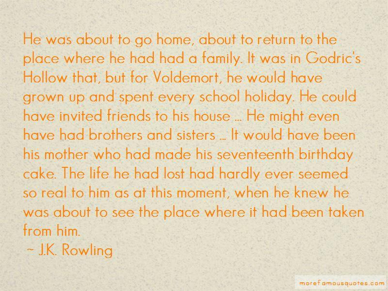 Godric's Hollow Quotes