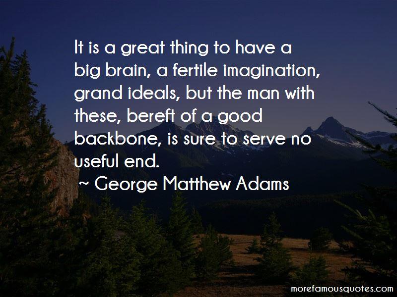 Good Backbone Quotes