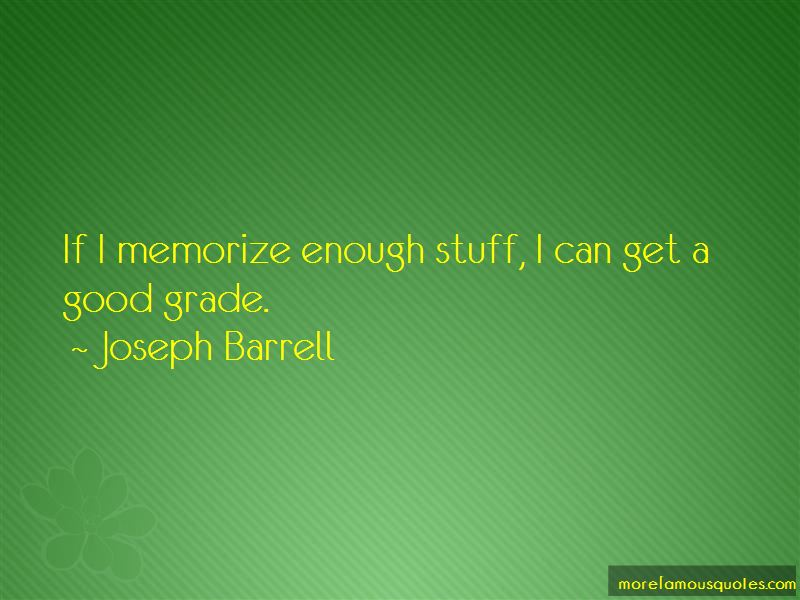Good Grade Quotes Pictures 4