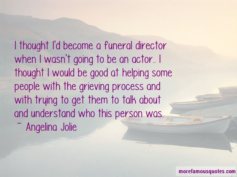 Good Grieving Quotes