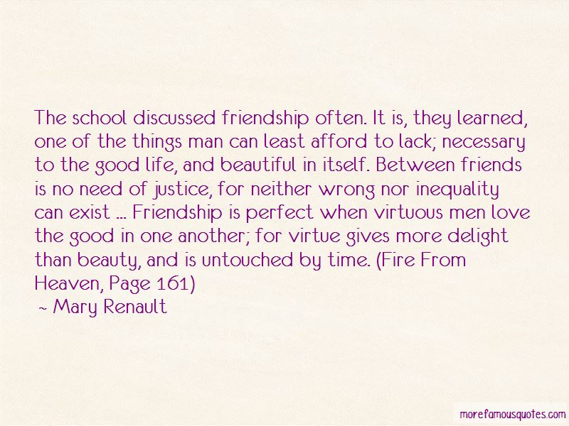 Good Life Love Friendship Quotes