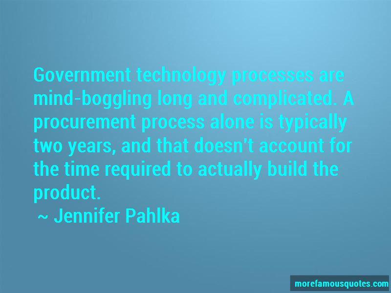 Government Procurement Quotes