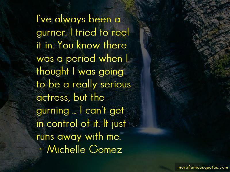 Gurning Quotes
