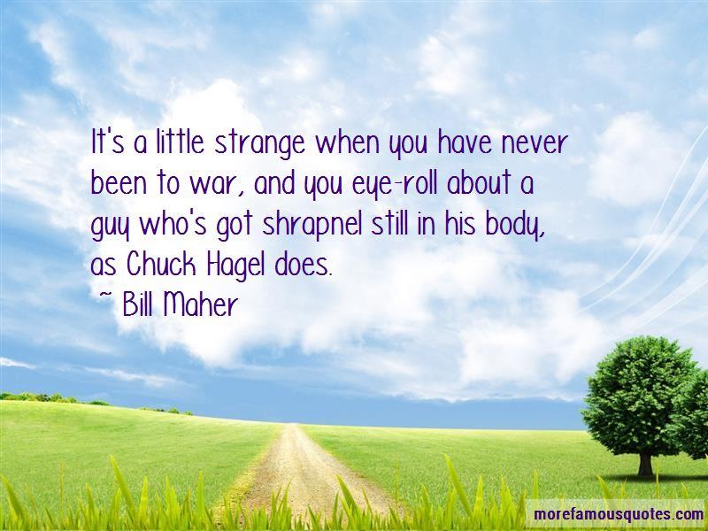 Hagel Quotes