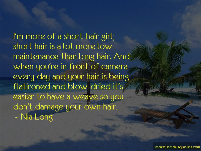 Hair weave quotes top 11 quotes about hair weave from famous authors hair weave quotes pmusecretfo Images