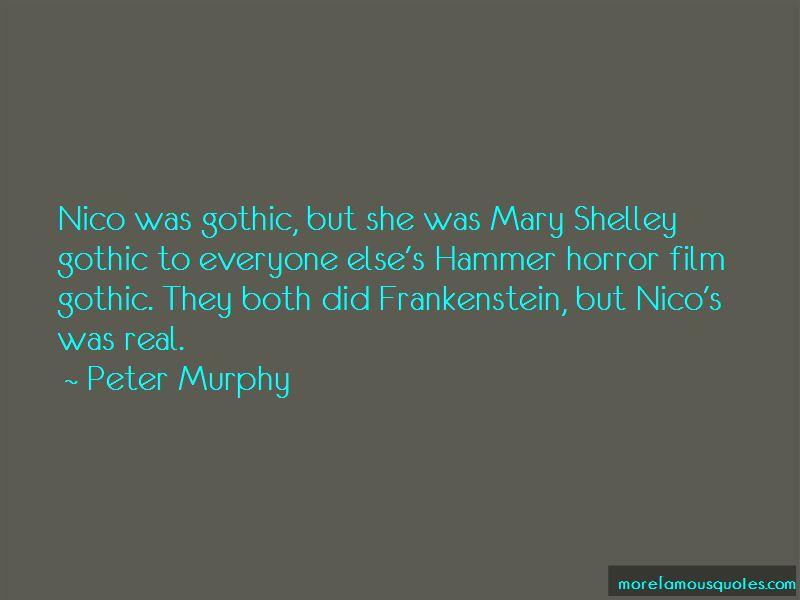 Hammer Horror Film Quotes