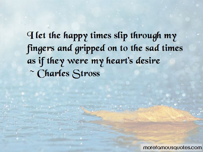 Happy And Sad Times Quotes