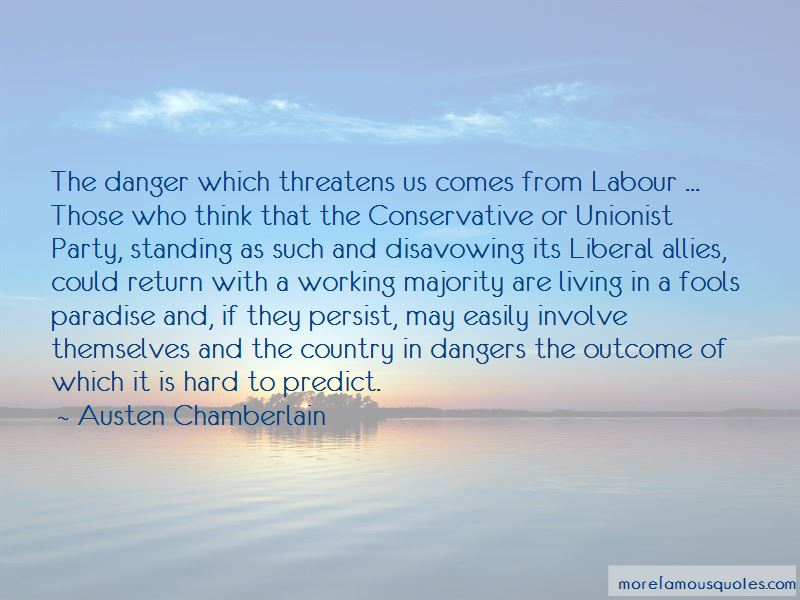 Hard Working Labour Quotes