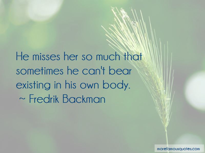 He Misses Her Quotes Pictures 2