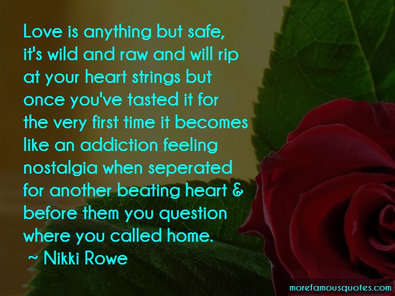 Heart Beating Love Quotes Pictures 2