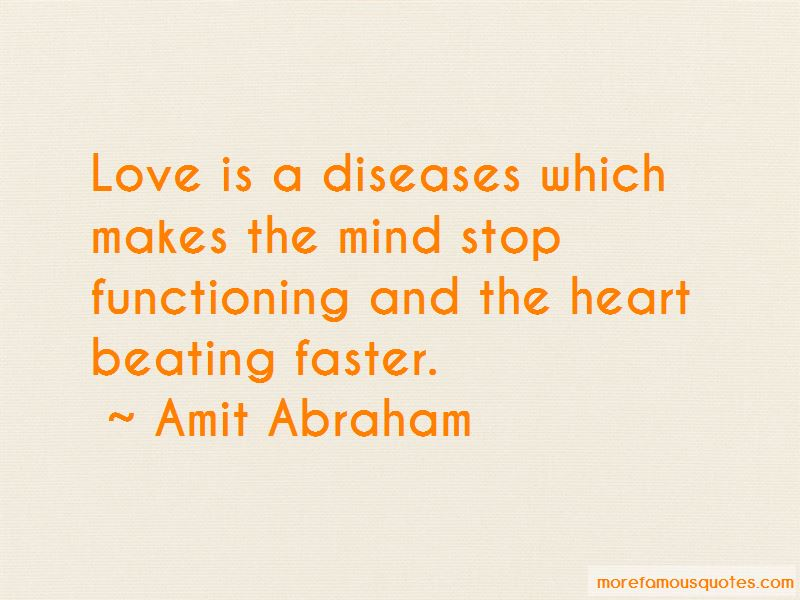 Heart Beating Love Quotes Pictures 4