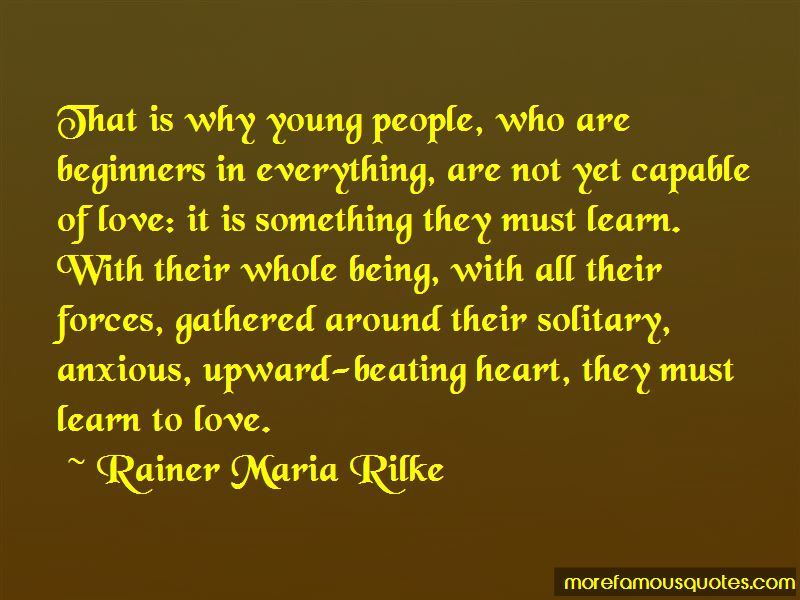 Heart Beating Love Quotes
