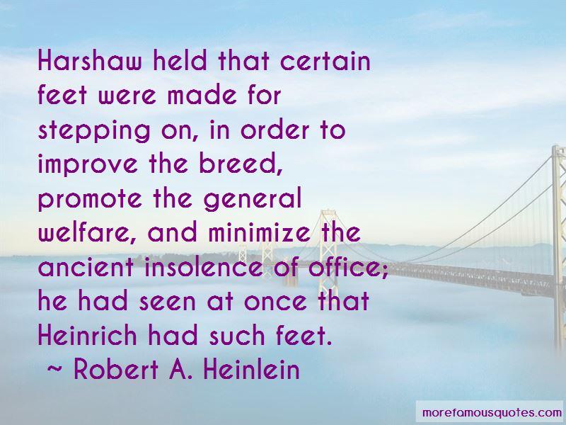 Heinrich Quotes