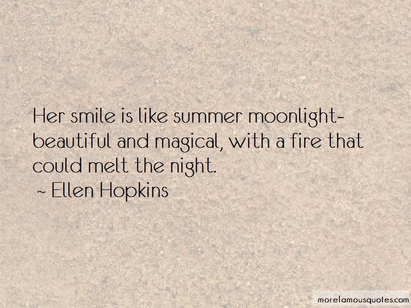 Her Smile Is Like Quotes